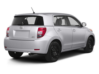 Classic Silver Metallic 2013 Scion xD Pictures xD Hatchback 5D I4 photos rear view