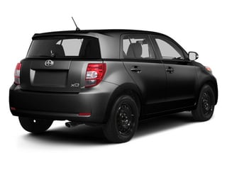 Black Sand Pearl 2013 Scion xD Pictures xD Hatchback 5D I4 photos rear view