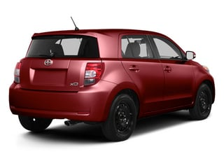 Barcelona Red Metallic 2013 Scion xD Pictures xD Hatchback 5D I4 photos rear view