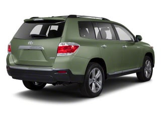 Cypress Pearl 2013 Toyota Highlander Pictures Highlander Utility 4D 2WD I4 photos rear view