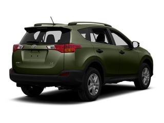 Spruce Mica 2013 Toyota RAV4 Pictures RAV4 Utility 4D LE AWD I4 photos rear view