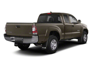 Pyrite Mica 2013 Toyota Tacoma Pictures Tacoma Base Access Cab 4WD V6 photos rear view