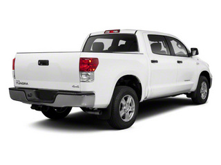 Super White 2013 Toyota Tundra 4WD Truck Pictures Tundra 4WD Truck Limited 4WD photos rear view