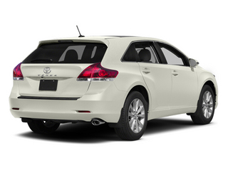 Blizzard Pearl 2013 Toyota Venza Pictures Venza Wagon 4D XLE AWD photos rear view