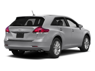 Classic Silver Metallic 2013 Toyota Venza Pictures Venza Wagon 4D XLE AWD photos rear view