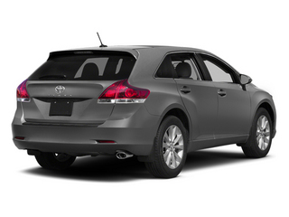 Magnetic Gray Metallic 2013 Toyota Venza Pictures Venza Wagon 4D XLE AWD photos rear view