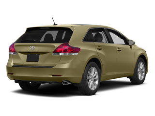Golden Umber Mica 2013 Toyota Venza Pictures Venza Wagon 4D XLE AWD photos rear view