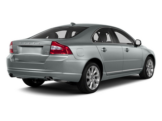 Electric Silver Metallic 2013 Volvo S80 Pictures S80 Sedan 4D I6 photos rear view
