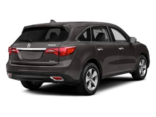 Graphite Luster Metallic 2014 Acura MDX Pictures MDX Utility 4D AWD V6 photos rear view