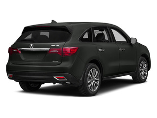 Forest Mist Metallic 2014 Acura MDX Pictures MDX Utility 4D Technology DVD AWD V6 photos rear view