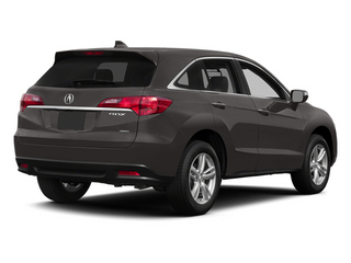 Graphite Luster Metallic 2014 Acura RDX Pictures RDX Utility 4D AWD V6 photos rear view