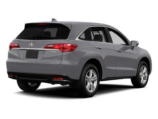 Forged Silver Metallic 2014 Acura RDX Pictures RDX Utility 4D AWD V6 photos rear view
