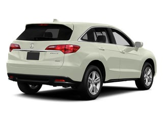 White Diamond Pearl 2014 Acura RDX Pictures RDX Utility 4D 2WD V6 photos rear view