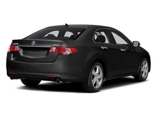 Crystal Black Pearl 2014 Acura TSX Pictures TSX Sedan 4D I4 photos rear view