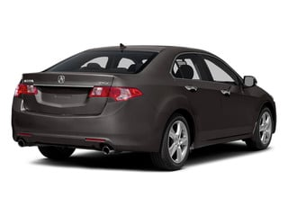 Graphite Luster Metallic 2014 Acura TSX Pictures TSX Sedan 4D I4 photos rear view