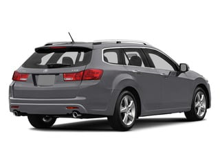 Forged Silver Metallic 2014 Acura TSX Sport Wagon Pictures TSX Sport Wagon 4D Technology I4 photos rear view