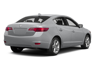 Silver Moon 2014 Acura ILX Pictures ILX Sedan 4D Technology I4 photos rear view