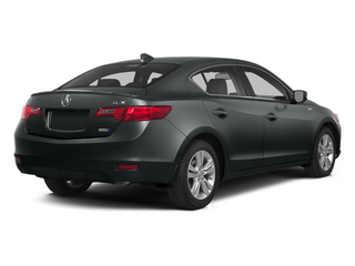 Polished Metal Metallic 2014 Acura ILX Pictures ILX Sedan 4D Hybrid Technology I4 photos rear view