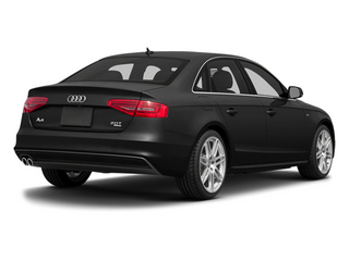 Brilliant Black 2014 Audi A4 Pictures A4 Sedan 4D 2.0T Prestige 2WD photos rear view