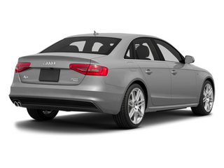 Ice Silver Metallic 2014 Audi A4 Pictures A4 Sedan 4D 2.0T Prestige AWD photos rear view