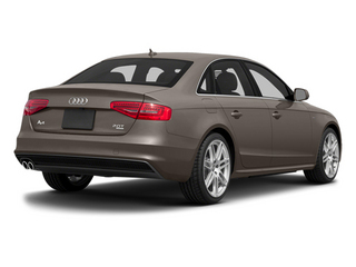 Dakota Gray Metallic 2014 Audi A4 Pictures A4 Sedan 4D 2.0T Prestige 2WD photos rear view