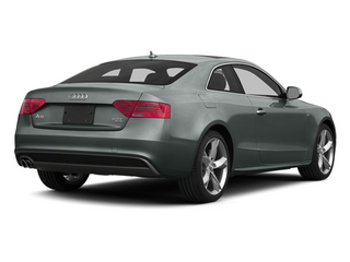 Monsoon Gray Metallic 2014 Audi A5 Pictures A5 Coupe 2D Premium Plus AWD photos rear view