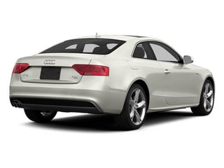Ibis White 2014 Audi A5 Pictures A5 Coupe 2D Premium Plus AWD photos rear view