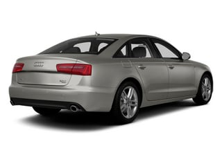 Quartz Gray Metallic 2014 Audi A6 Pictures A6 Sedan 4D 2.0T Premium Plus AWD photos rear view