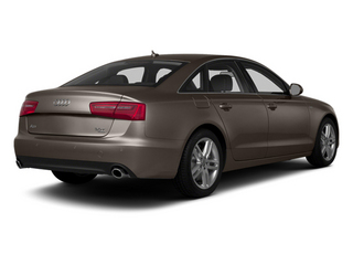 Dakota Gray Metallic 2014 Audi A6 Pictures A6 Sedan 4D 2.0T Premium Plus 2WD photos rear view