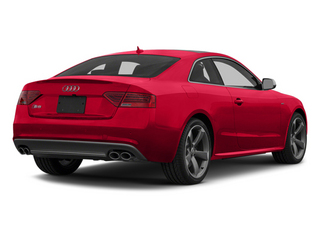 Misano Red Pearl Effect 2014 Audi S5 Pictures S5 Coupe 2D S5 Premium Plus AWD photos rear view