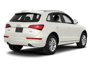 Ibis White 2014 Audi Q5 Pictures Q5 Util 4D TDI Premium Plus S-Line AWD photos rear view