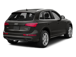 Lava Gray Pearl Effect 2014 Audi Q5 Pictures Q5 Utility 4D 2.0T Prestige AWD Hybrid photos rear view