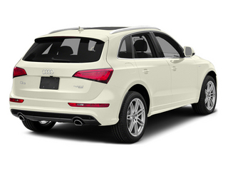 Glacier White Metallic 2014 Audi Q5 Pictures Q5 Utility 4D 2.0T Prestige AWD Hybrid photos rear view
