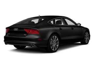 Phantom Black Pearl Effect 2014 Audi A7 Pictures A7 Sedan 4D TDI Prestige AWD T-Diesel photos rear view