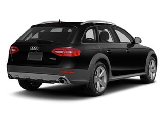 Phantom Black Pearl Effect 2014 Audi allroad Pictures allroad Wagon 4D Premium AWD I4 Turbo photos rear view