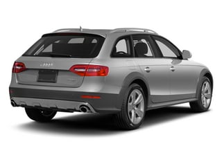 Ice Silver Metallic 2014 Audi allroad Pictures allroad Wagon 4D Premium AWD I4 Turbo photos rear view