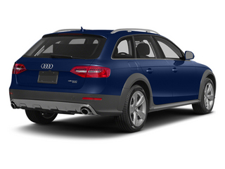Scuba Blue Metallic 2014 Audi allroad Pictures allroad Wagon 4D Premium AWD I4 Turbo photos rear view