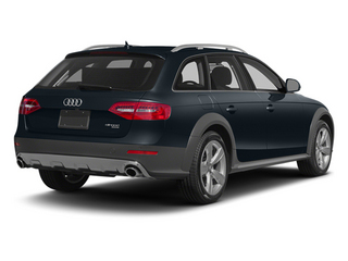 Moonlight Blue Metallic 2014 Audi allroad Pictures allroad Wagon 4D Premium AWD I4 Turbo photos rear view