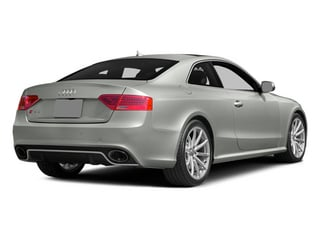 Suzuka Gray Metallic 2014 Audi RS 5 Pictures RS 5 Coupe 2D RS5 AWD V8 photos rear view