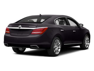 Midnight Amethyst Metallic 2014 Buick LaCrosse Pictures LaCrosse Sedan 4D Leather V6 photos rear view