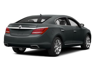 Smoky Gray Metallic 2014 Buick LaCrosse Pictures LaCrosse Sedan 4D Leather V6 photos rear view