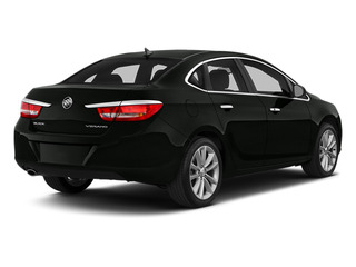 Carbon Black Metallic 2014 Buick Verano Pictures Verano Sedan 4D Leather I4 photos rear view