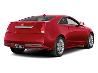 Red Obsession Tintcoat 2014 Cadillac CTS Coupe Pictures CTS Coupe 2D Premium AWD V6 photos rear view
