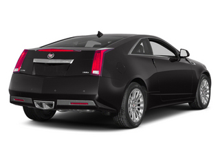 Black Raven 2014 Cadillac CTS Coupe Pictures CTS Coupe 2D Premium AWD V6 photos rear view