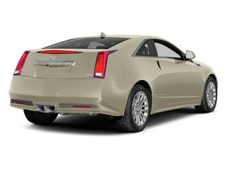 Silver Coast Metallic 2014 Cadillac CTS Coupe Pictures CTS Coupe 2D Premium AWD V6 photos rear view