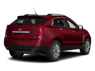 Crystal Red Tintcoat 2014 Cadillac SRX Pictures SRX Utility 4D Premium 2WD V6 photos rear view