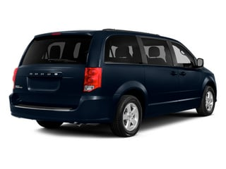 True Blue Pearlcoat 2014 Dodge Grand Caravan Pictures Grand Caravan Grand Caravan SE V6 photos rear view