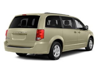 Cashmere/Sandstone Pearlcoat 2014 Dodge Grand Caravan Pictures Grand Caravan Grand Caravan SXT V6 photos rear view