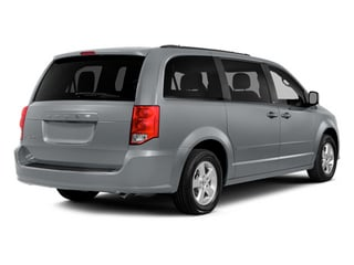 Billet Silver Metallic Clearcoat 2014 Dodge Grand Caravan Pictures Grand Caravan Grand Caravan SXT V6 photos rear view