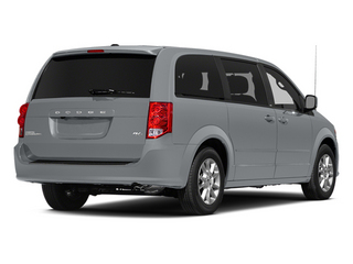 Billet Silver Metallic Clearcoat 2014 Dodge Grand Caravan Pictures Grand Caravan Grand Caravan R/T V6 photos rear view